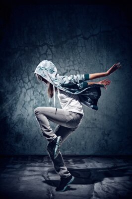 Cuadro danza urbana