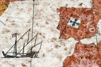 Cuadro Decorazioni a Lisbona 2