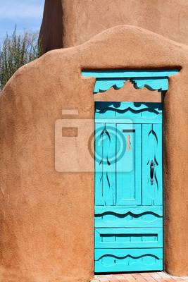Del sudoeste Blue Door