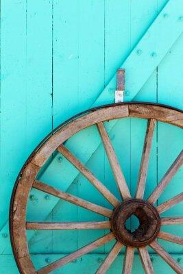 Del sudoeste Wagon Wheel