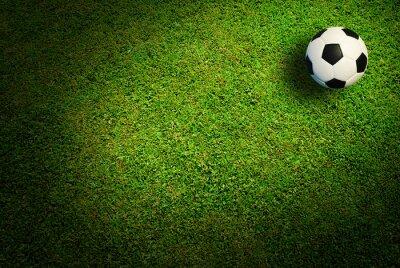 Cuadro Deporte del fútbol del balón de fútbol