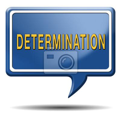 Cuadro determinación