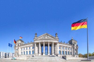 Cuadro Deutscher Reichstag Berlin