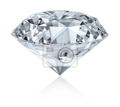 65b7467198ae Diamond.vector clásico y realista. pinturas para la pared • cuadros ...
