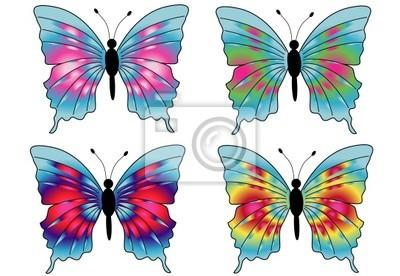 Dibujos Hermosos De La Mariposa Pinturas Para La Pared Cuadros