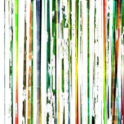 Cuadro Diseño de fondo abstracto en la textura de madera de grano
