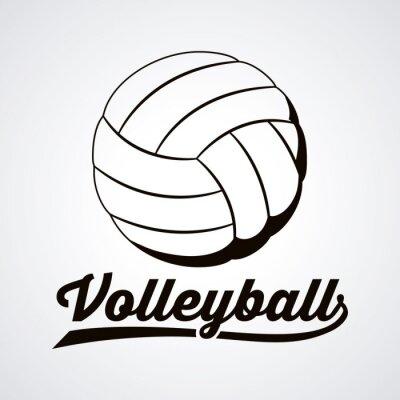 Cuadro Diseño de la liga de voleibol
