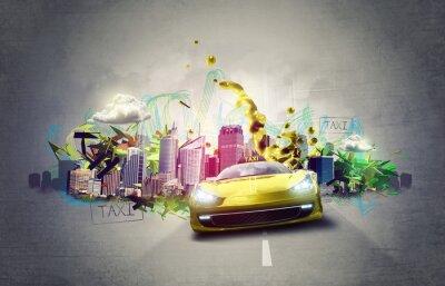 Diseño Taxi