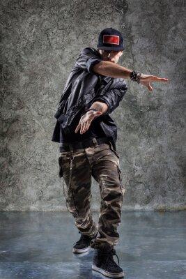 Cuadro el bailarín