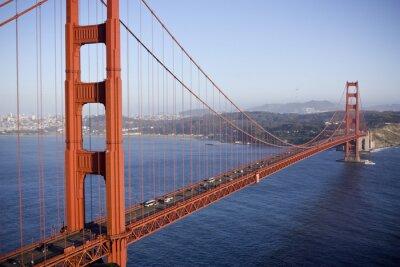 Cuadro El Golden Gate Bridge