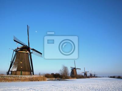El invierno en los Países Bajos