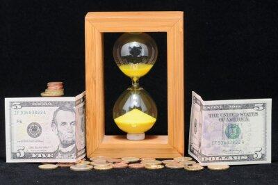 El tiempo es el concepto de dinero