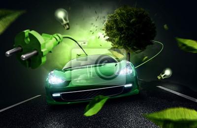 Eléctrico Concept Car