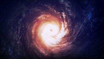 Cuadro Elementos de esta imagen proporcionados por la NASA