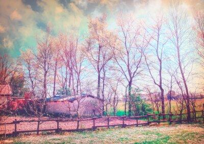 Cuadro Enchanted countryside series