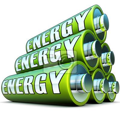 Cuadro energía