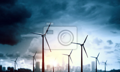 Energía eólica alternativa