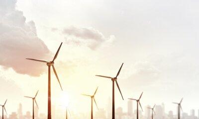 Cuadro Energía eólica alternativa