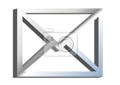 Cuadro enveloppe 3d