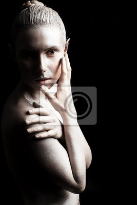 erótica retrato