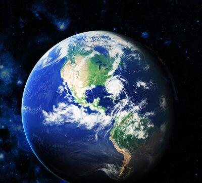 Cuadro Espacio. Los elementos de esta imagen proporcionada por la NASA