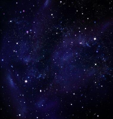 Cuadro espacio profundo
