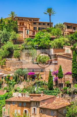 España Mallorca Dorf Deia
