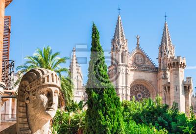 España Palma de Mallorca Catedral de la Seu