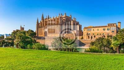 España Palma de Mallorca Catedral La Seu