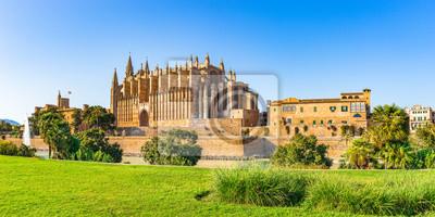 España Palma de Mallorca Kathedrale La Seu