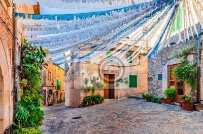 España Pueblo antiguo de Mallorca Valldemossa