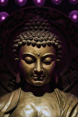 Cuadro Estatua de Buda