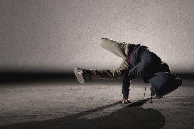 Cuadro Estilo fresco breakdancing