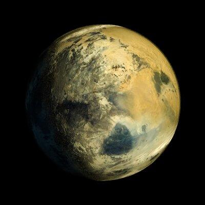 Cuadro Exo Planet Extranjero