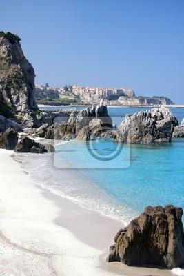 Cuadro Fantástico Costa de Calabria, Italia