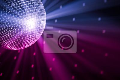 fiesta enciende la bola de discoteca