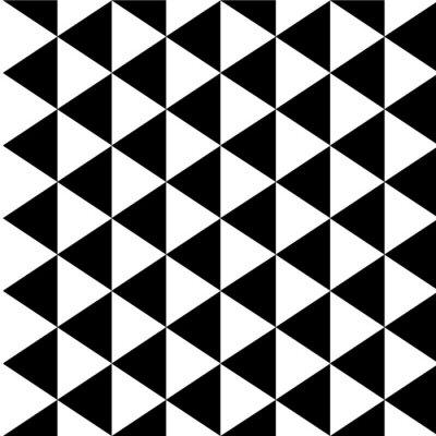 Cuadro Fondo de la ilusión óptica