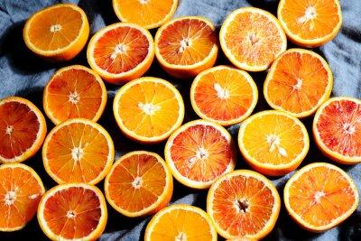 Cuadro Fondo de naranjas