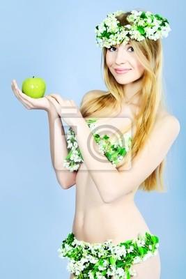 fragancia de manzana