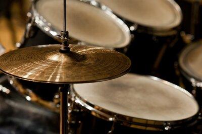 Cuadro Fragmento drumset primer