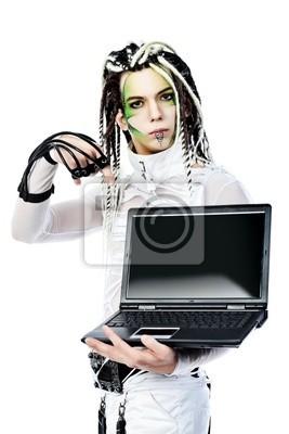 futurista laptop