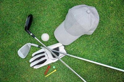 Cuadro Golf bacground