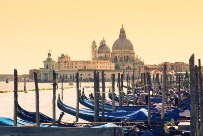 Cuadro Góndolas, Venecia
