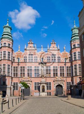 gran arsenal de Gdansk, Polonia