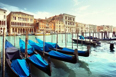 Cuadro Gran Canal, Venecia, Italia