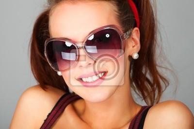 grandes gafas de sol
