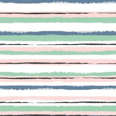 Cuadro Grunge rayas patrón transparente, fondo vintage, para envolver, papel tapiz, textiles