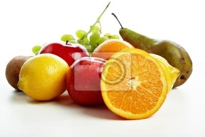 grupo de frutas