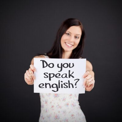 Cuadro ¿Hablas Inglés?