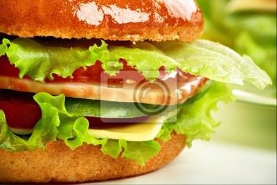hamburguesa macro